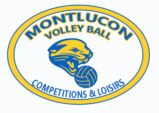 logo montlucon volley